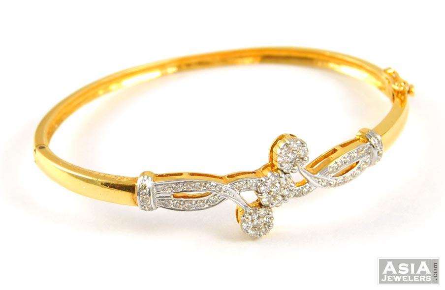 Luxury Elegant Gold Jewelry Bracelets Design - Gold Design