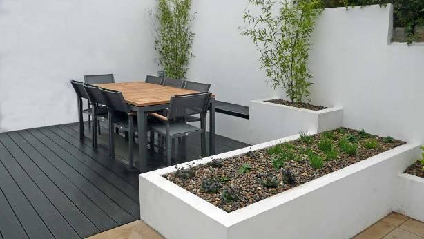 Desain Taman Rumah Minimalis dan Contohnya | Gambar Rumah Minimalis