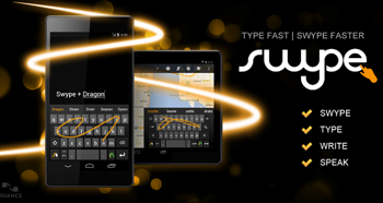 escribe comodamente en tu Smartphone con Virtual Swype - www.dominioblogger.com