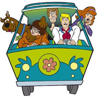 Scooby Doo Mystery Machine Stories