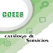 Catálogo Servicios COEES 2014-2015