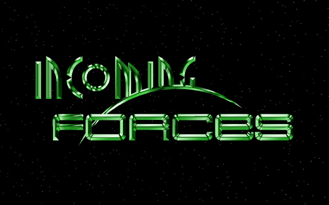 Incoming Forces logo
