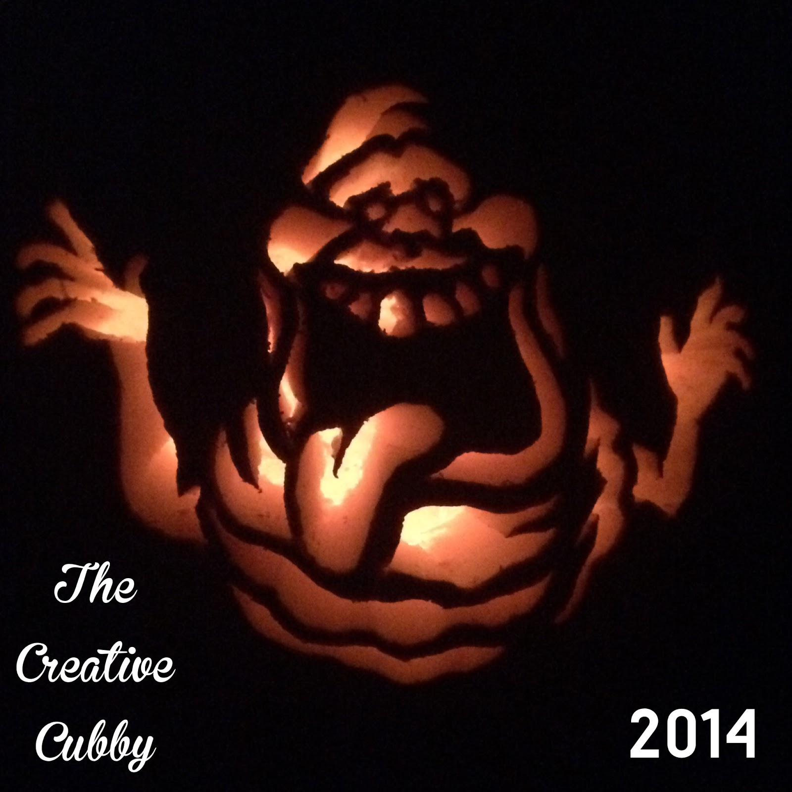 The creative cubby pumpkin carving gallery