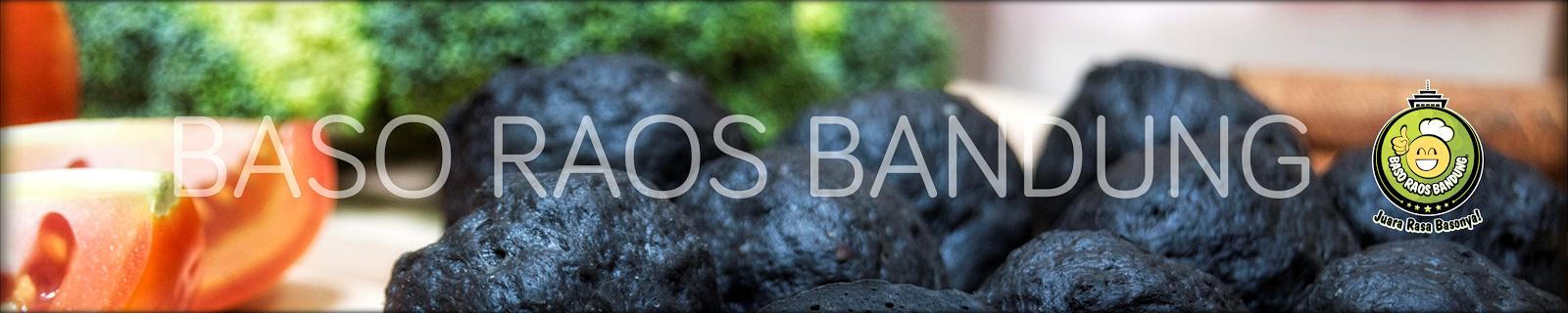 Baso Raos Bandung