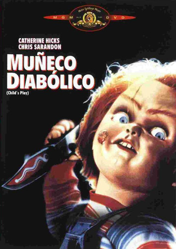Chucky: El Muñeco Diabolico (1988) [DVDRip] [Latino] [1 Link] [MEGA]