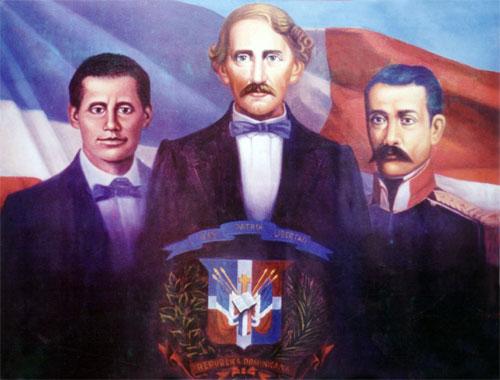 Hoy 168 años de la independencia de la República Dominican