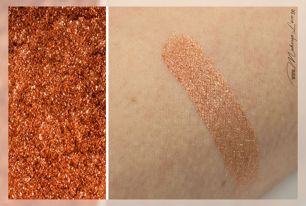 Inglot Pigment Nr. 232 Swatch