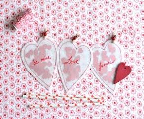 Confetti Hearts