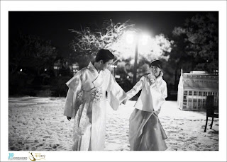 wonder girls sunye wedding photos 3