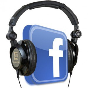 Music on Facebook