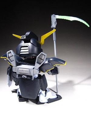 SD Gundam Deathscythe images