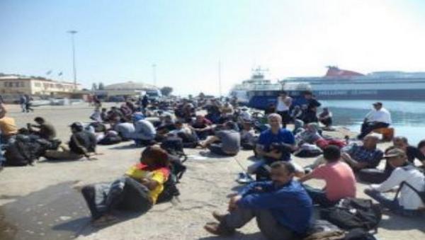 Μυτιλήνη: Εισροή «μεταναστών» από κομμουνιστικές χώρες Κούβα και Βενεζουέλα! Τι δεν καταλαβαίνεις;;;
