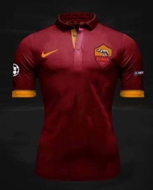 Camiseta ROMA deportivas