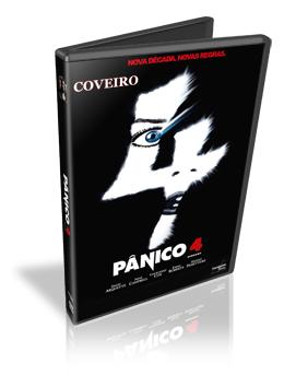 Download Pânico 4 Dublado PPVRip 2011 (AVI Dual Áudio + RMVB Dublado)