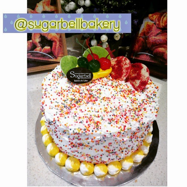 Sugarbell Bakery and Cafe CAKE COLLECTION