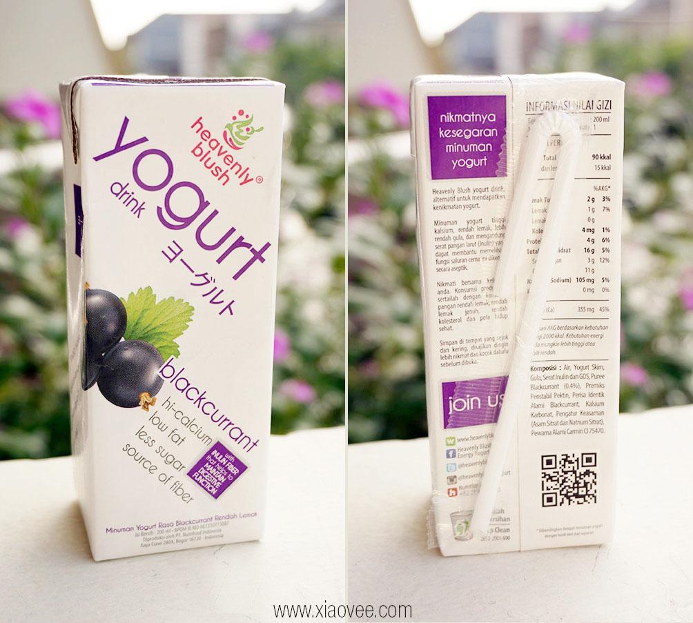 Heavenly Blush Yogurt Drink To Go Blackcurrant 24x200ml Daftar Dringk 12 Strawberry 12peach 24x2000ml Yoguruto Dan Wholesome Original 200 Ml 4 Pcs Xiao Vee Get Healthy With