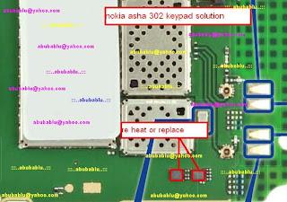 Nokia Asha 302 Keypad Not Working Problem | Mobifix