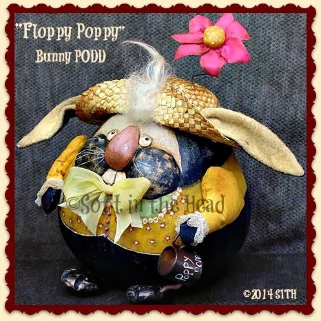 """""""Floppy Poppy"""""""