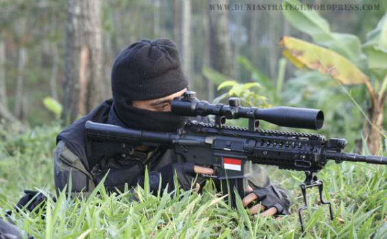 Polda Lampung Sebar Sniper di Jalan Lintas Barat Sumatra
