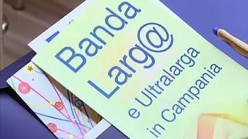 """Grande Progetto """"Banda Ultralarga e Sviluppo digitale in Campania"""""""