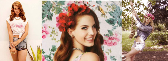 Steal Lana Del Rey's Indie Glamour Makeup Look - Fashion ...