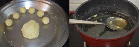 how to make gulab jamun with khoya