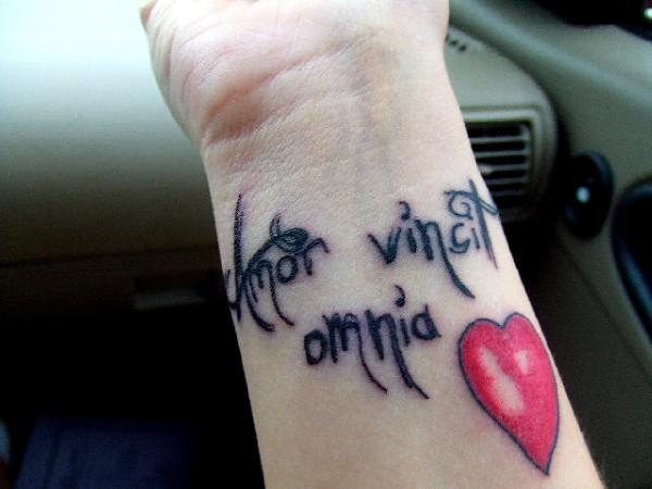 Wrist and tumblr tattoo tattoos on wrist sayings for Tattoos love quotes