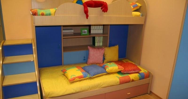 Dise o y decoraci n de la casa dise os de dormitorios de for Dormitorio ninos diseno