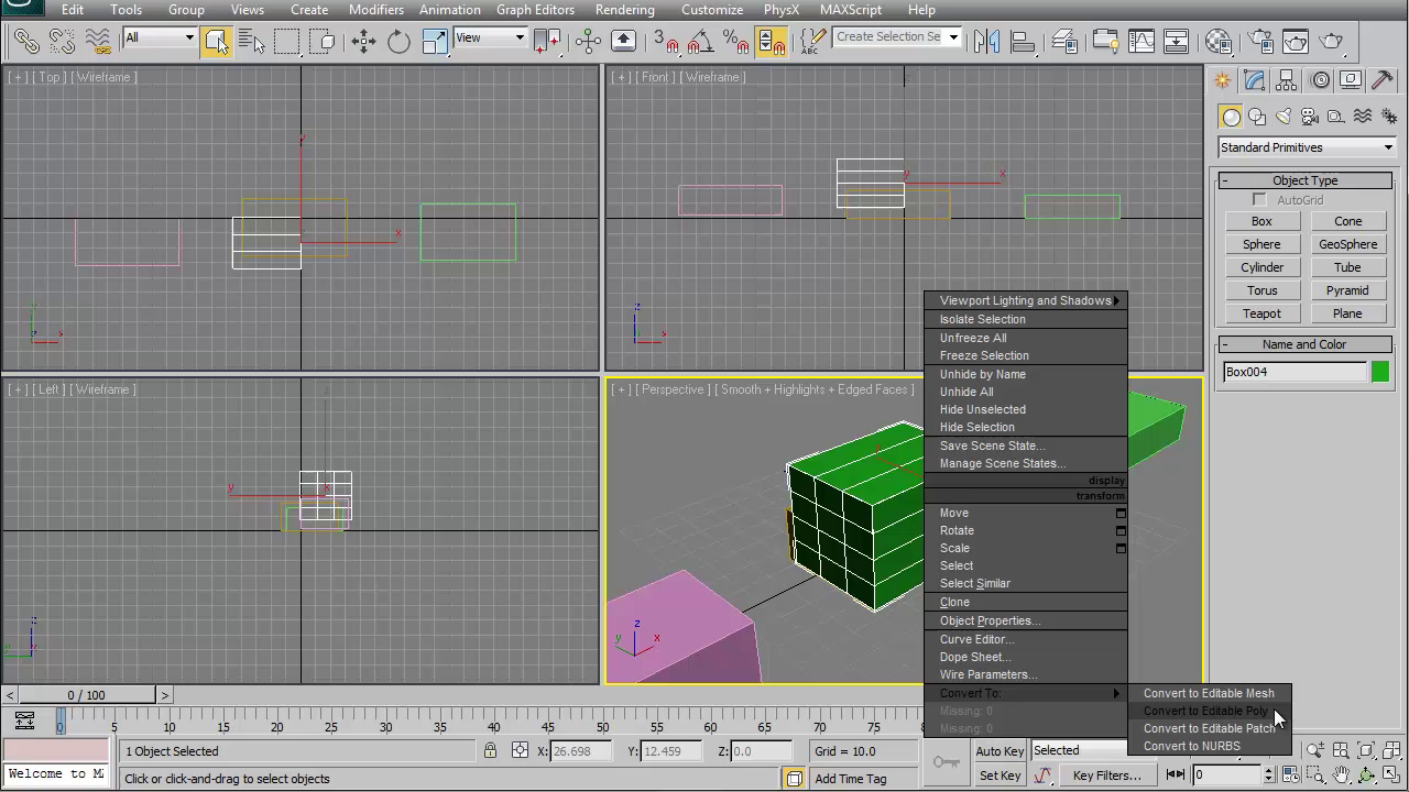 3ds max how to add audio