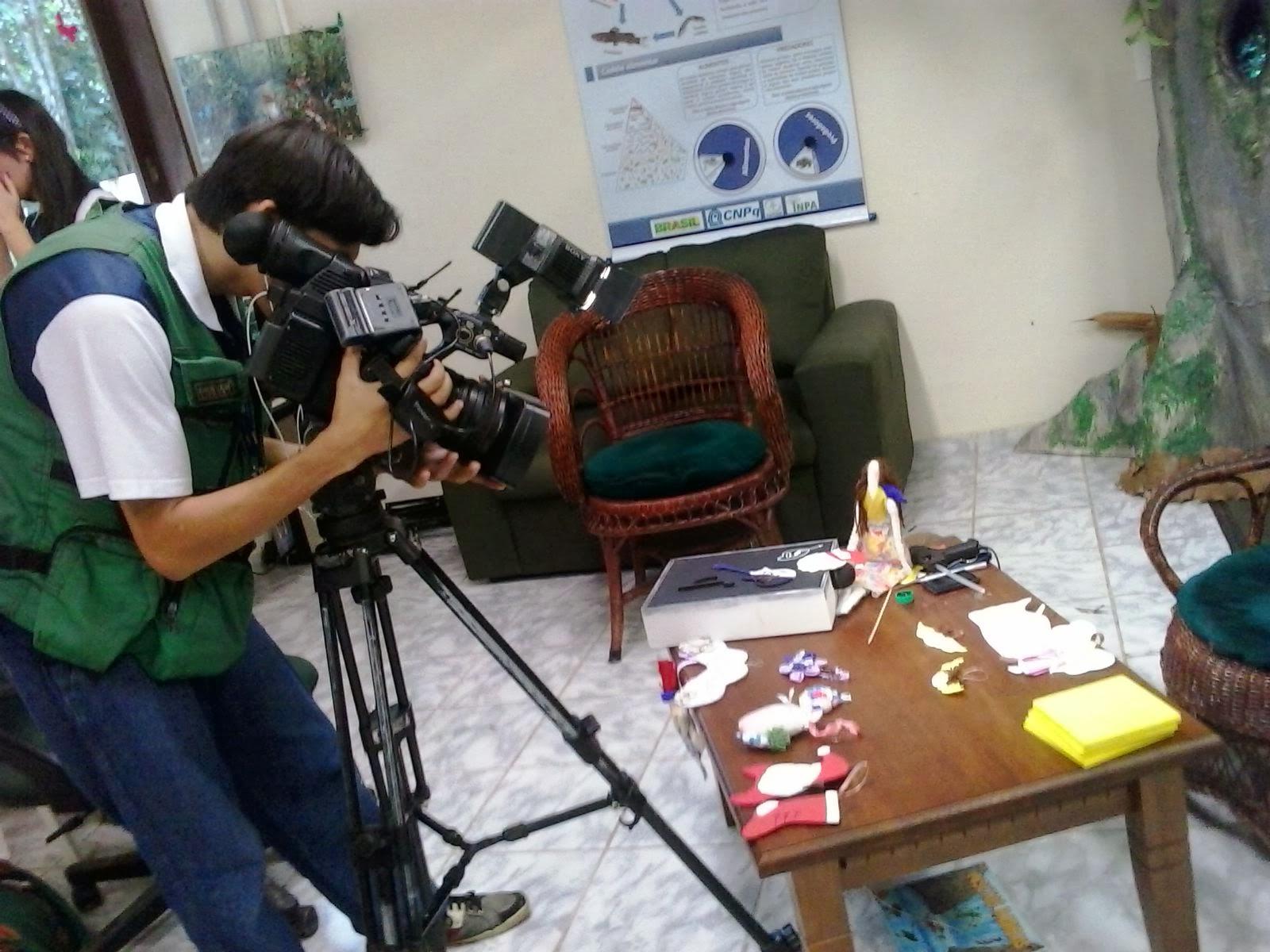 Atelië na TV: Participamos do quadro- É Assim que se faz!