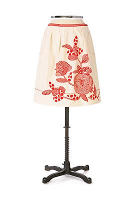 Anthropologie Hybrid Perpetual Skirt