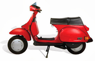 Vespa T 5 Pole Position