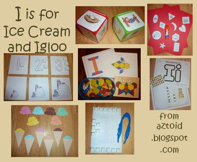 http://aztoid.blogspot.com/2014/05/tot-school-i-is-for-ice-cream-and-igloo.html