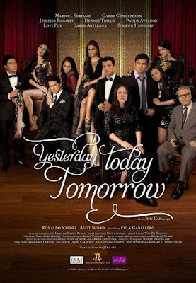 Maricel Soriano Yesterday Today Tomorrow MMFF 2011 Best Actress