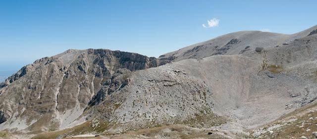 Cima Murelle e Monte Acquaviva