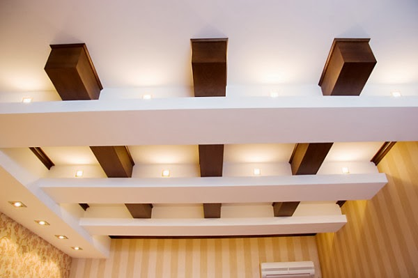 10 false ceiling designs in Japanese style - characteristics ...