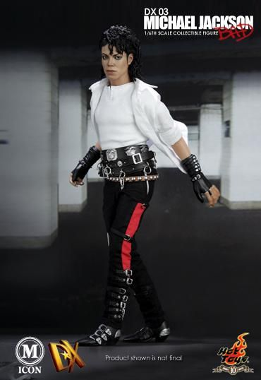 Onesixthscalepictures hot toys bad michael jackson for Three jackson toy