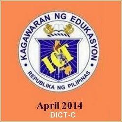 DICT-C Logo