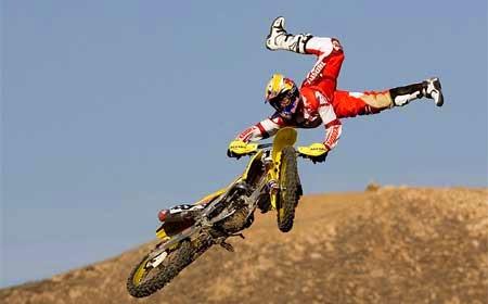 Ajang Motocross