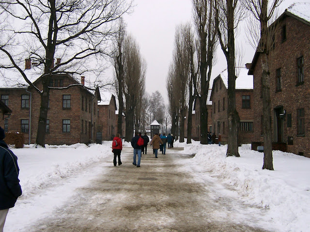 Visitar campo concentración Auschwitz-Birkenau