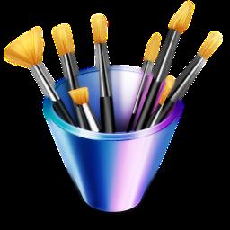 Renders Design Paint-brushes