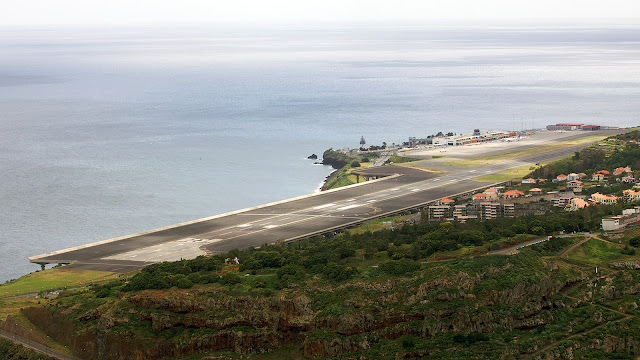 Aeropuertos peligrosos: Madeira
