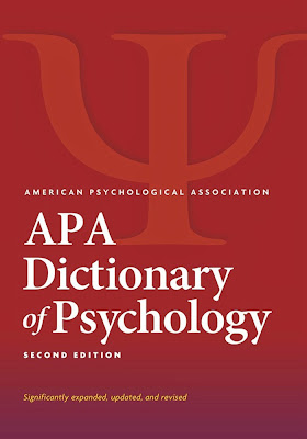 APA Dictionary of Psychology - Free Ebook Download