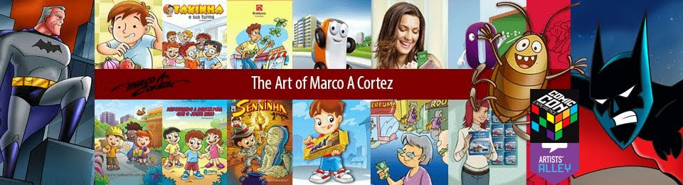 ::The Art of Marco A. Cortez::