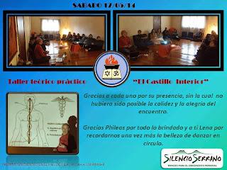 Taller con Phileas del Montesexto en Silencio Serrano - 17 de mayo 2014