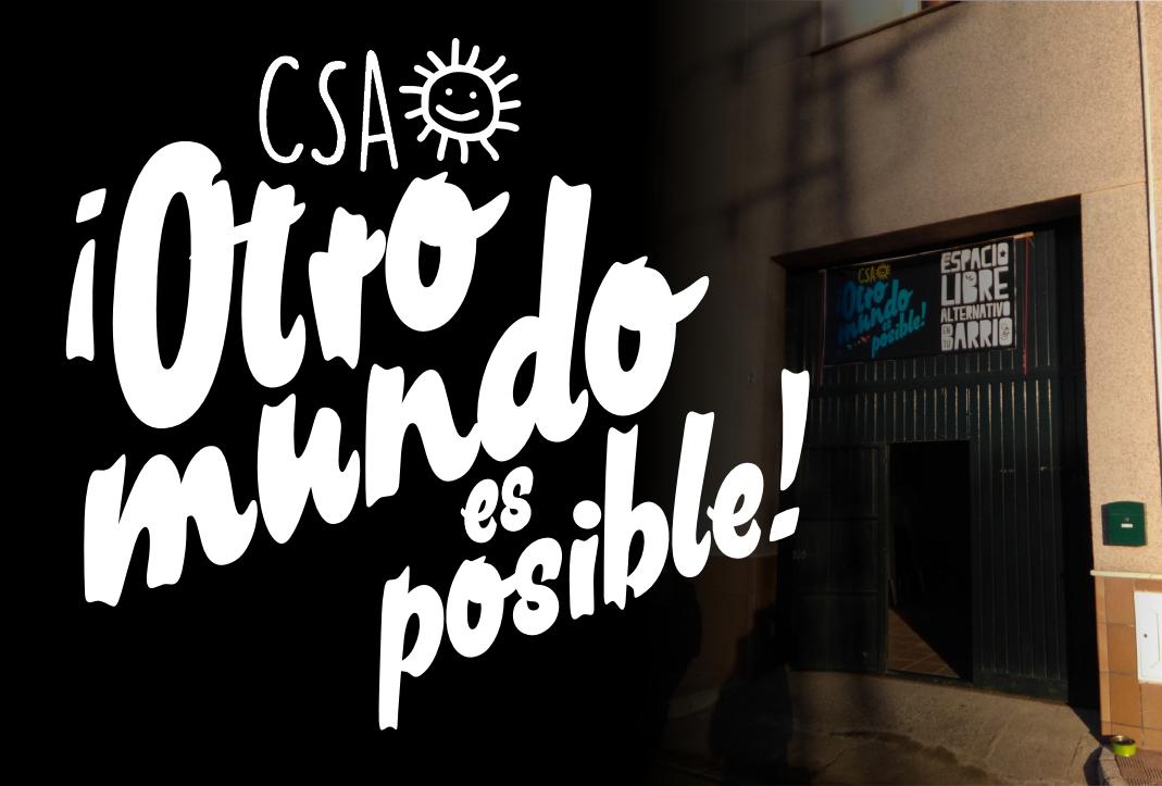 CSA: Otro Mundo Es Posible