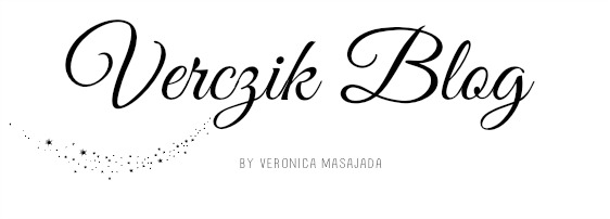 Verczik Blog by Veronica Masajada