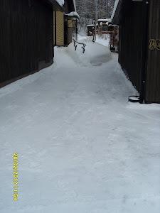 Lumenluontipalveluita Tampereen talousalueella pihateidenne ja autotallialueidenne lumettomuudeksi