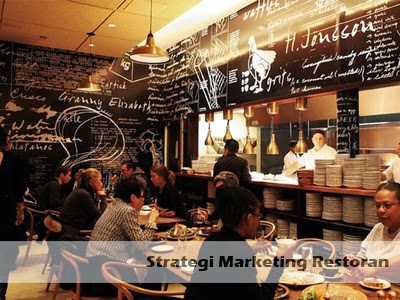 strategi marketing restoran