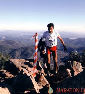 Maratón Pico Espadán 2005